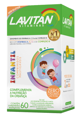 Lavitan Kids Chewable tablets