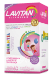 Lavitan Kids Chewable tablets | Tutti-frutti flavor