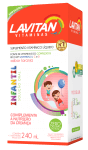 Lavitan Kids Oral Solution | Orange flavor