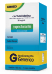 Carbocisteína 50mg