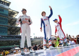 After a good start on Indy 500, Mathews Leist faces a double round on Detroit's GP