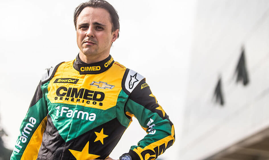 "Felipe Massa volta à Stock Car na Corrida do Milhão com a Cimed Racing: ""oportunidade especial"""